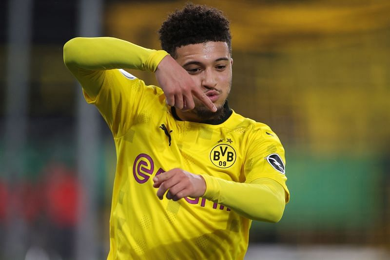 Jadon Sancho has been a huge success since his move to Borussia Dortmund in 2017.