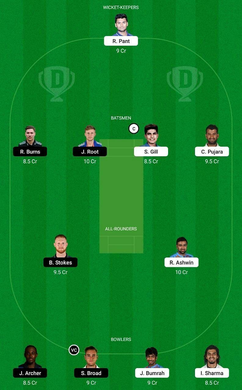 IND vs ENG 3rd Test Dream11 Tips