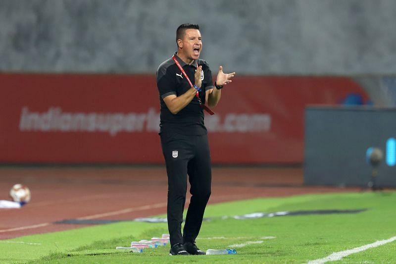 Sergio Lobera was disappointed with Mumbai City FC