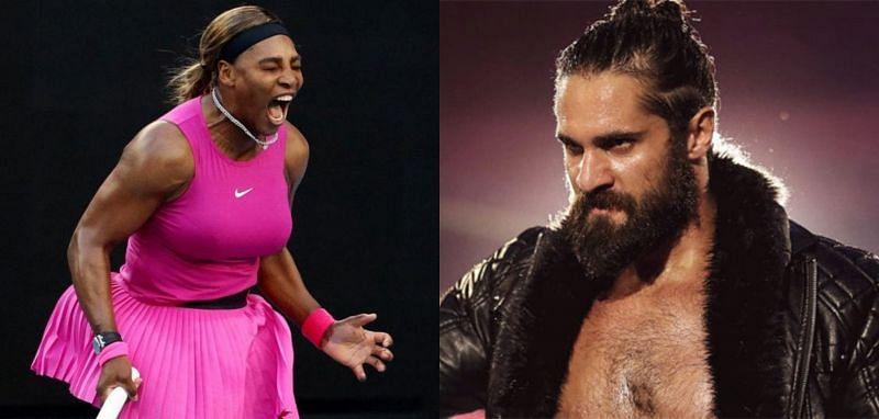 WWE सुपरस्टार सैथ रॉलिंस