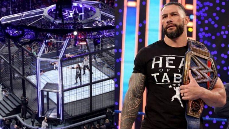 WWE Elimination Chamber 2021 पीपीवी काफी शानदार इवेंट साबित हो सकता है