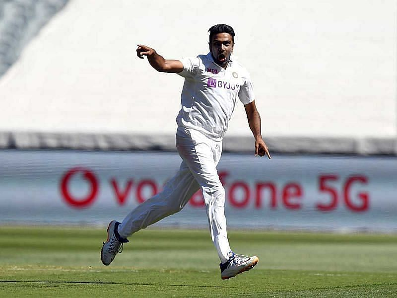 R Ashwin dismissed Ben Stokes for the tenth time in the second innings of the Chennai Test