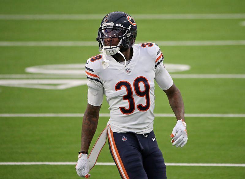 Chicago Bears S Eddie Jackson