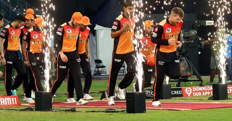 IPL 2021 SRH Retained Players