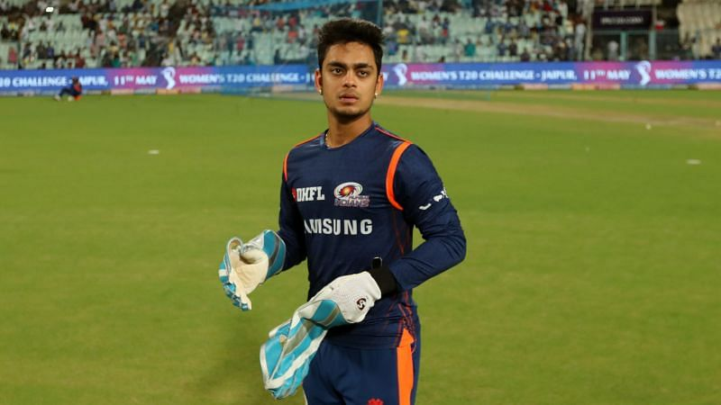Ishan Kishan had a great IPL 2020 campaign.