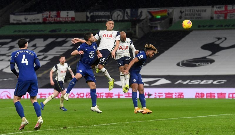Spurs lose again as Chelsea claim the spoils in London derby