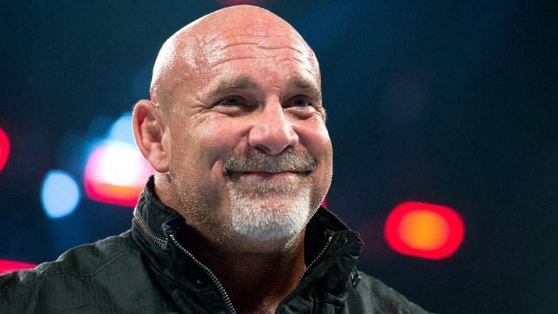 Goldberg returned to WWE in 2016