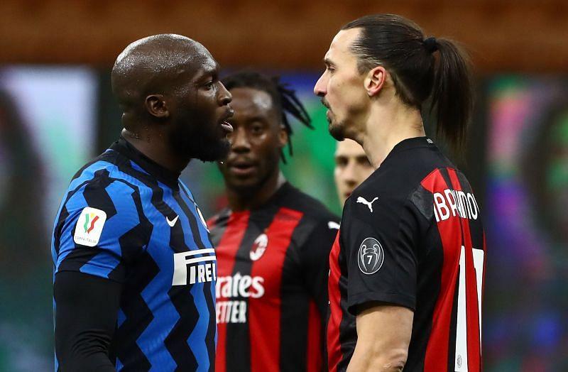 AC Milan take on Inter Milan this weekend