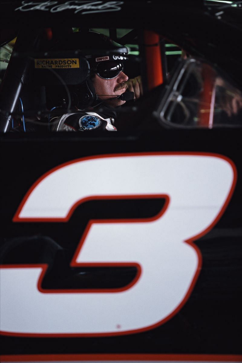 Dale Earnhardt. Photo/Getty Images