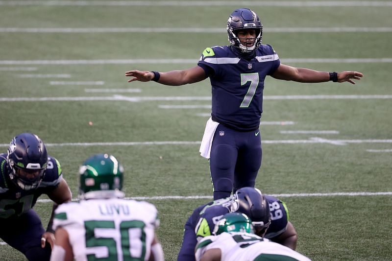 Current Seahawks back up QB Geno Smith