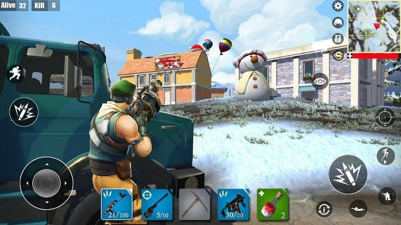 Image via SPtv   Android gameplay