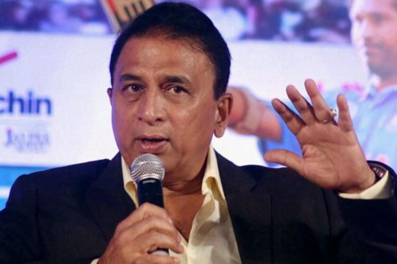 Sunil Gavaskar defended the playing conditions in Chennai