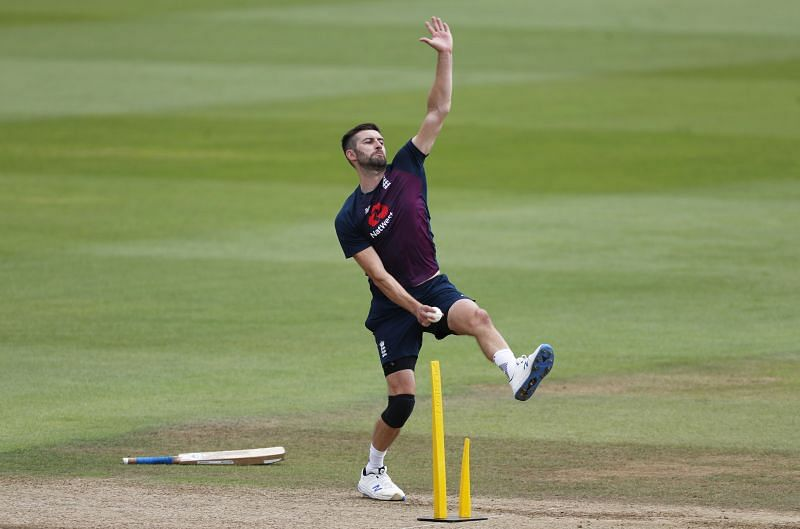 Mark Wood has featured in only one IPL game so far
