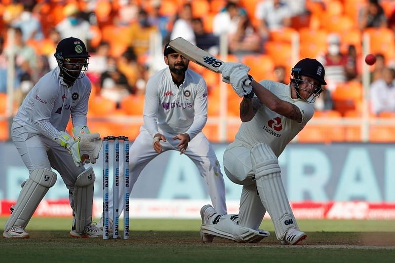India vs England 3rd Test. Pic: ICC