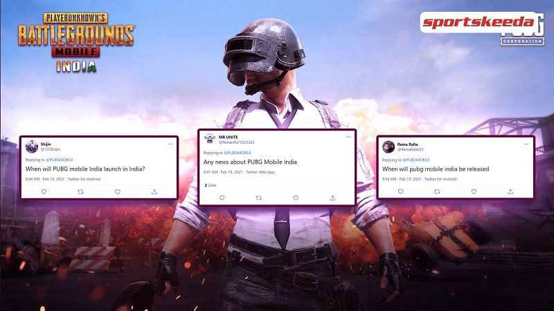 Fans are waiting for the official announcement of PUBG Mobile India