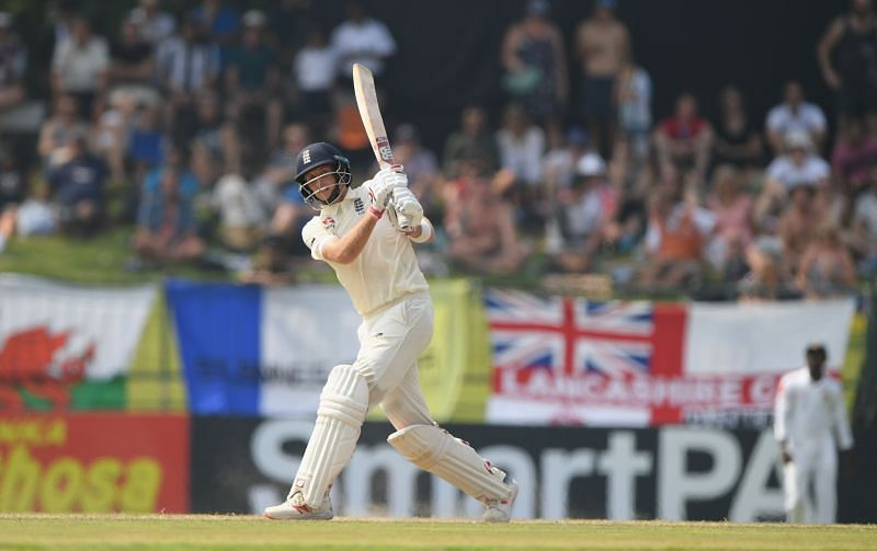 Joe Root became the 15th English cricketer to reach 100 Test caps.