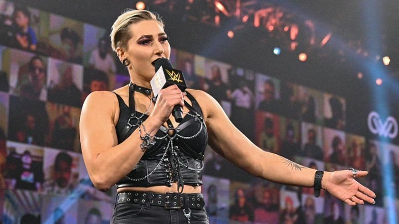 Rhea Ripley Headed to RAW Brand