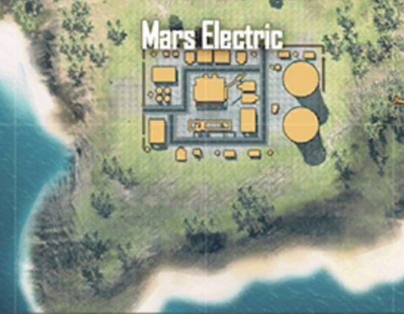 Free Fire में Mars Electric