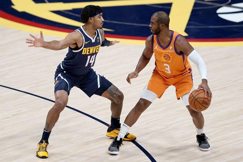 Garry Harris vs Phoenix Suns