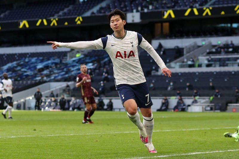 Son Heung-min is arguably the most exciting Asian player in the game at the moment.