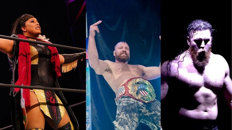 An entertaining week on WWE, AEW, IMPACT Wrestling, and NJPW.
