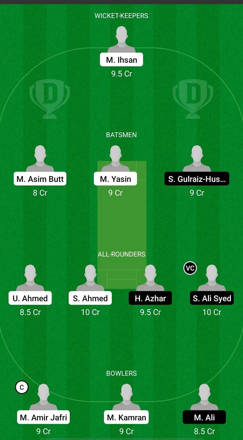 PIC vs BAR Dream11 Fantasy Suggestions