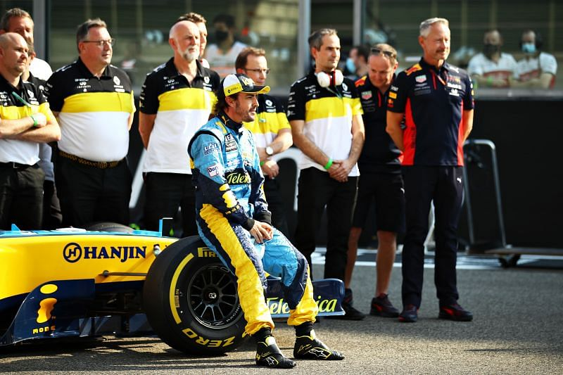 Fernando Alonso will be making a return to Formula One with Alpine F1 Team. Photo: Bryn Lennon/Get