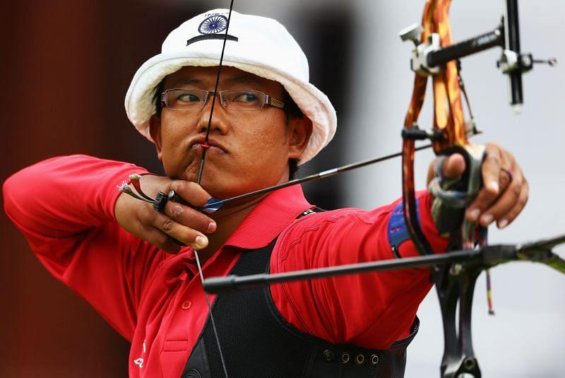 Tarundeep Rai- Indian Archer