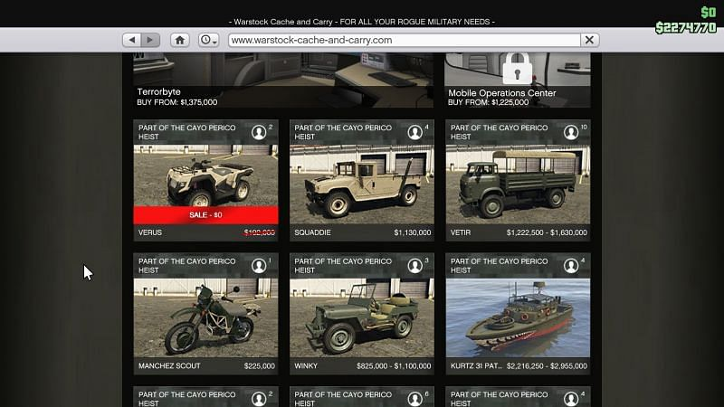 Players can get themselves a Dinka Verus for free this week in GTA Online