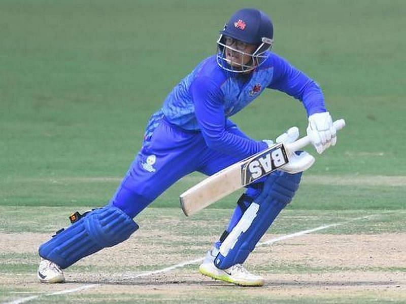 Despite being consistent in Syed Mushtaq Ali Trophy, Jay Bista hasn