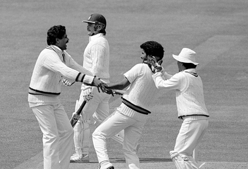 भारत बनाम इंग्लैंड, लॉर्ड्स 1986