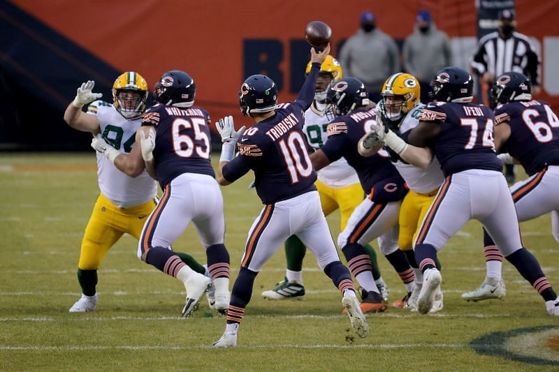 Chicago Bears have a lot of needs for their first round selection
