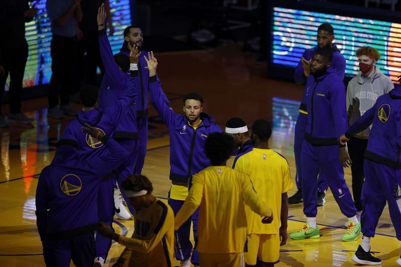 Curry will be looking to get lead the Warriors back to winning ways