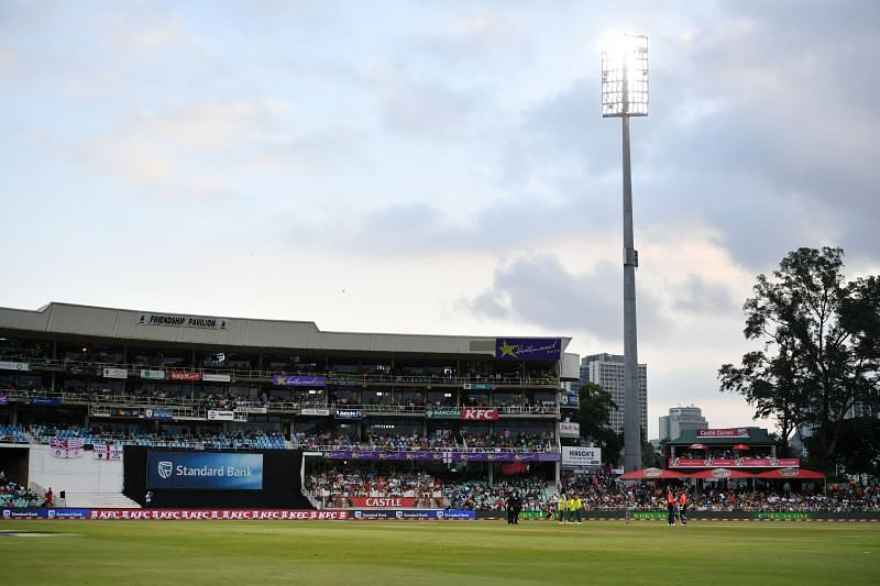CSA T20 Challenge will be held at Kingsmead, Durban