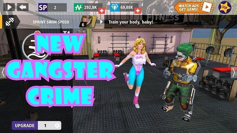 New Gangster Crime (Image via Woop Woop Games, YouTube)