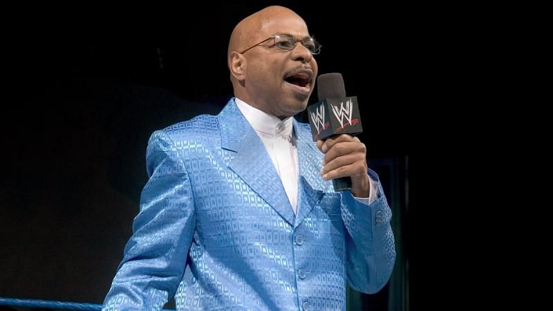 Before becoming SmackDown general manager, Theodore Long served as a referee