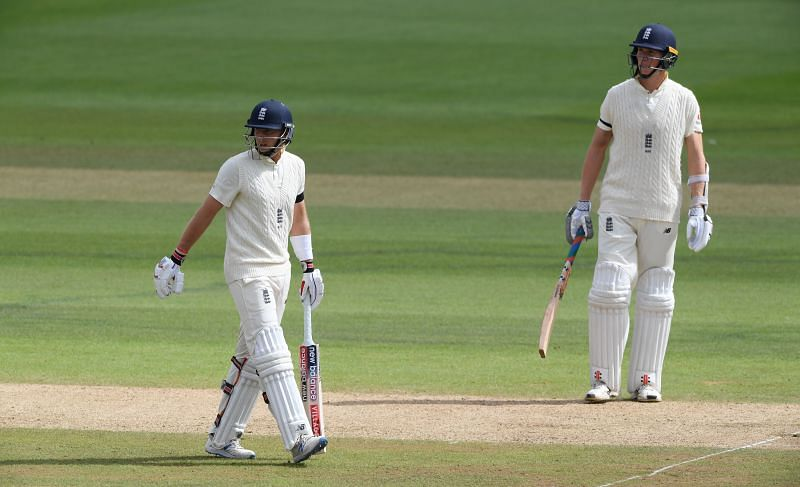 Harbhajan Singh feels the England batsmen will be blown away in the second innings as well