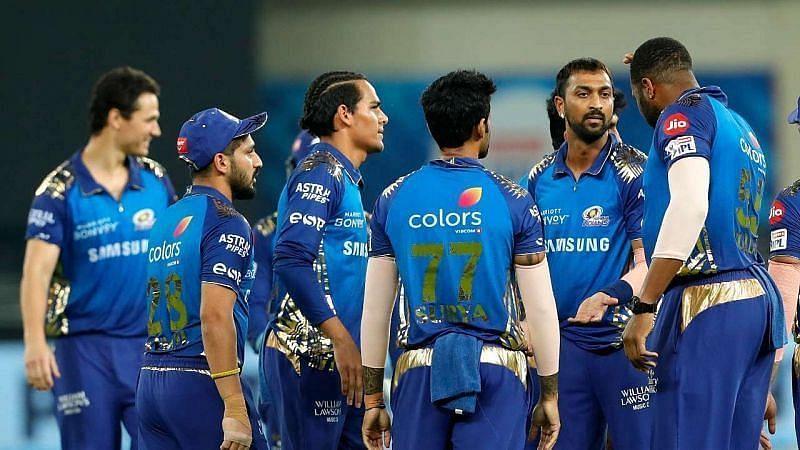 IPL 2021 MI Retained Players