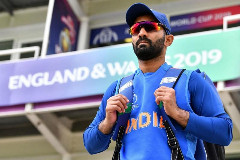 Dinesh Karthik was part of India