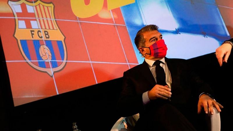 Joan Laporta is expected to compete in Barcelona