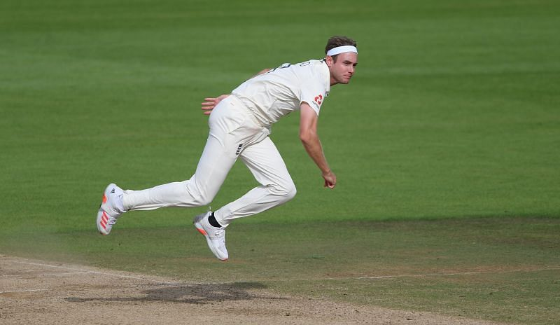 Stuart Broad is the second-highest wicket-taker for England in Tests.