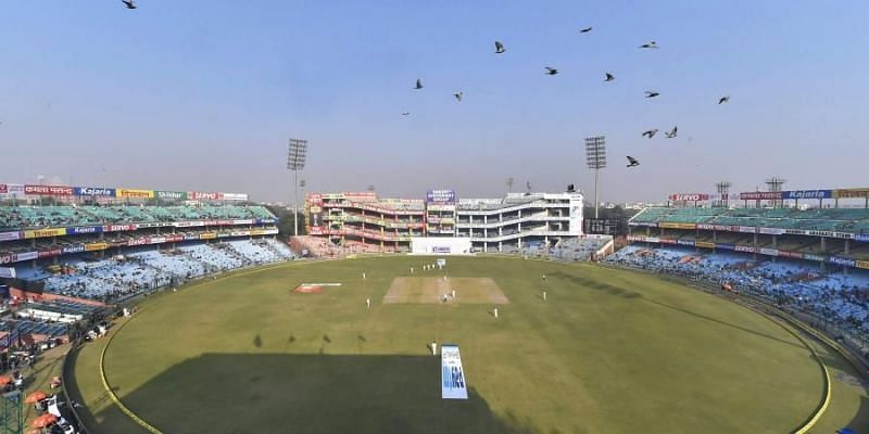The Feroz Shah Kotla Stadium in Delhi is one of the two proposed venues for the VHT knockouts