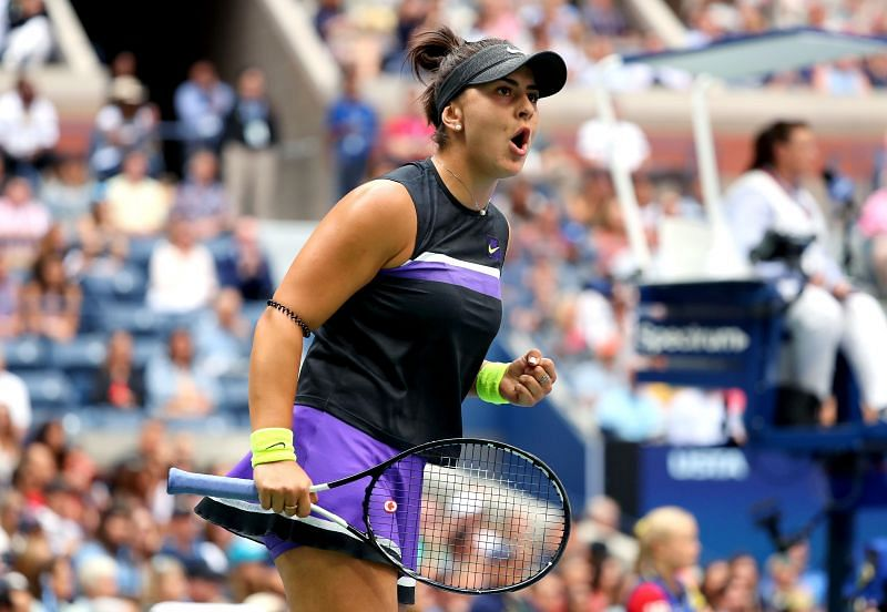 Bianca Andreescu will enter this contest as a huge favorite