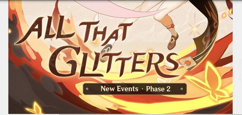 """Phase 2 contents of """"All That Glitters"""" explained."""