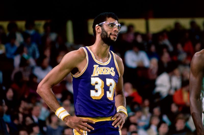 Kareem was unstoppable in his prime.