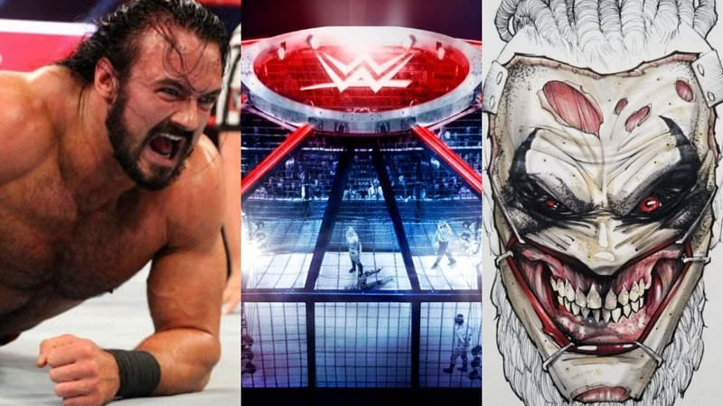 Elimination Chamber 2021 could have some massive moments in store