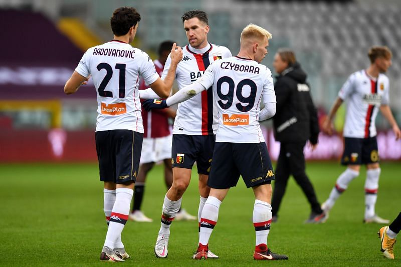 Genoa host Verona in their upcoming Serie A fixture