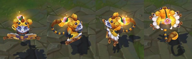 Yuubee in League of Legends (Image via Riot Games)