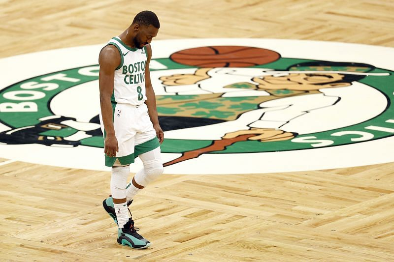 Could Kemba Walker be on his way out of Boston?