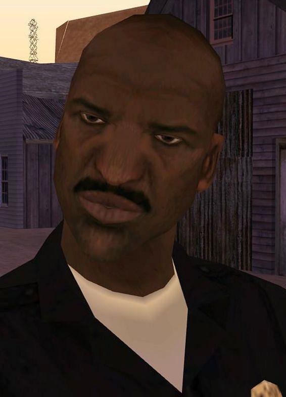 Frank Tenpenny in GTA San Andreas (Image via GTA Wiki)
